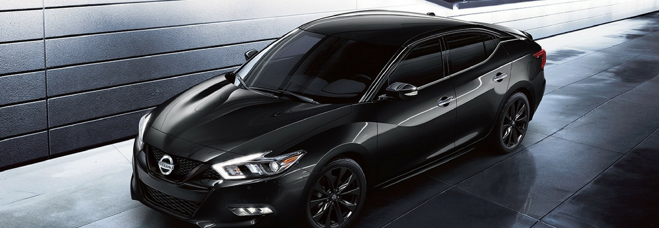 The 2018 Nissan Maxima in a blog post about comparing Nissan cars & SUVs.